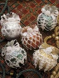 freechristmas chrochet crochet ornament covers