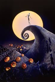 11x17 background halloween a nightmare before christmas disney where dreams begin