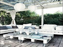 salon de jardi salon jardin en palettes photo mobilier jardin salon de jardin en