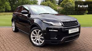 land rover black 2015 used land rover range rover evoque 2 0 td4 hse dynamic lux 5dr