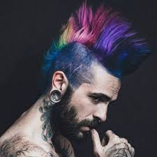21 punk hairstyles for guys men u0027s hairstyles haircuts 2017