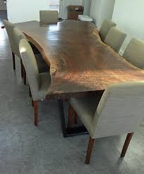 Walnut Dining Room Furniture Claro Walnut Dining Table Modern Dining Room Denver By