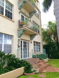 great art deco style south beach 1 bedroom condominium