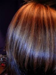 red and highlights and lowlights hairstyles and haircuts
