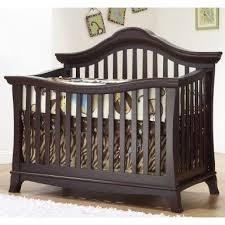 sorelle napa collection 3 piece nursery set in merlot crib