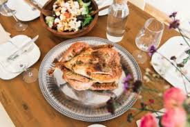 thanksgiving without turkey and stress