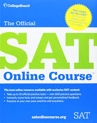 the official sat online course the college board 9781457300011