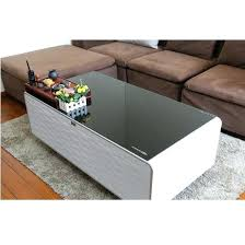 Coffee Table With Coffee Table With Refrigerator Living Room Table Fridge Living
