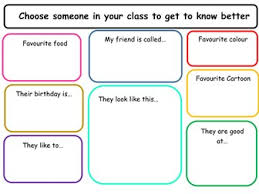 myself and friendship by miss tallulah teaching resources tes
