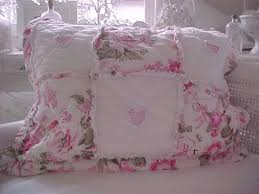 shabby chic bedding shabby chic quilt shower curtain pillows