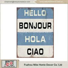 different words same meaning hello bonjour hola ciao wholesale