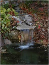 backyards trendy waterfalls backyard backyard pondless waterfall