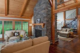 timber frame home interiors explore great room photo gallery davis frame timber frame homes