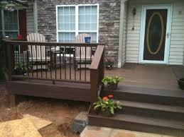 front porch deck designs custom home porch design home design ideas exovations front porch addition pictures after photo house