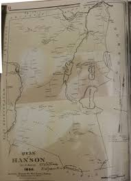 Plymouth Massachusetts Map by Maps Hanson Ma Usgenweb Project