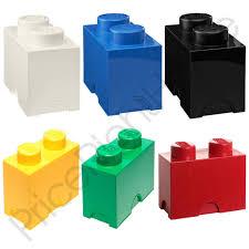 Kinder Schlafzimmer Farbe Lego Aufbewahrung Ziegel Kiste 2 Knöpfe Kinder Kinder Schlafzimmer