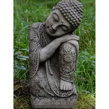 sleeping buddha garden statue onefold uk
