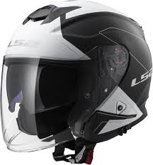 ls2 motocross helmet ls2 of521 helmet infinity white lazada malaysia
