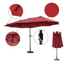 Patio Umbrella Covers Replacement by Furniture Outside Patio Umbrellas Extra Large Patio Umbrella
