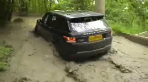 british range rover direct accident reviews new british range rover in water youtube