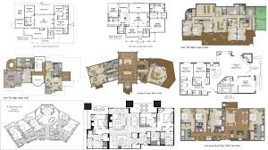 ski chalet house plans floor plans skiview place ski house view 2x2 3d transp luxihome