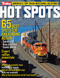 check out our special issues trains magazine