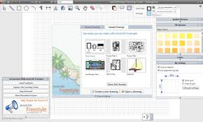 Home Design Software Easy To Use Autocad Freestyle Easy To Use Low Cost Drawing Software