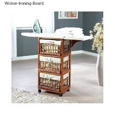 Ironing Board Storage Cabinet Target Wicker Baskets Baskets Target Wicker Laundry Baskets