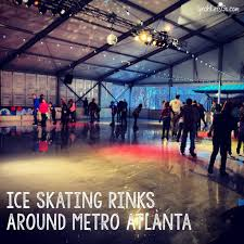 best outdoor ice skating rinks around metro atlanta yeah lets go