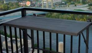 balcony railing table alphatravelvn com
