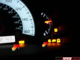 toyota 4runner check engine light vsc trac vsc off what is vsc light www lightneasy net