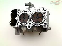 honda vfr 800 vtec 2002 2013 vfr800 rc46 cylinder head rear