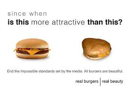 Natural Beauty Meme - the natural beauty of burgers humour spot