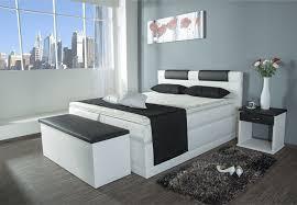 Schlafzimmer Komplett Mit Boxspringbett Boxspringbett Piano 7 Zonen Taschenfederkern Lieferbar In