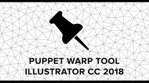 Why And How To Use by Why And How To Use Puppet Warp Tool In Illustrator Cc 2018 Youtube
