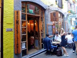 pies and fries pizza and proms homeslice covent garden