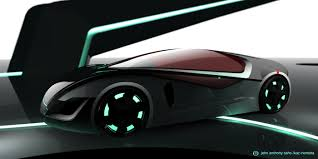 futuristic cars shape the future by john anthony sahs at coroflot com