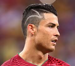 how to do cristiano ronaldo hairstyle cristiano ronaldo got a ridiculous haircut before playing the