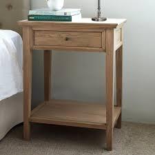 bedside table oak bedside table 1 drawer