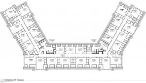 Centennial Hall Floor Plan Norsworthy Hall U2013 Residential Education And Housing