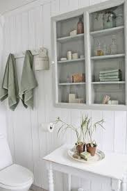 bathroom shabby chic wall mounted cabinets bath accessories vanity