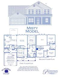 Construction Floor Plans 50 Misty Model Jpg