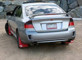 gold subaru legacy rally mud flaps for the 05 09 subaru legacy 4th gen free