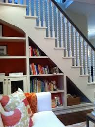 diy under stairs shelves with tutorial home decor pinterest