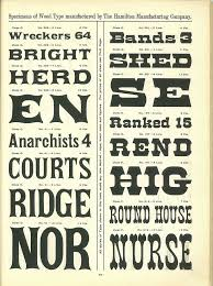 33 best wood type images on letterpresses types of wood