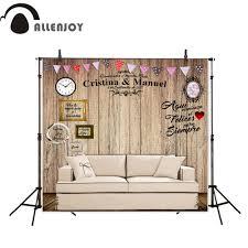 wedding backdrop board allenjoy diy wedding photography background wood