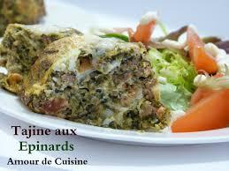 de cuisine alg ienne cuisine algerienne tajine aux epinards la cuisine de soulef