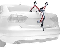 amazon com allen sports deluxe 3 bike trunk mount rack prius