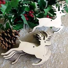 Diy Outdoor Wooden Christmas Decorations by Popular Wooden Outdoor Christmas Decorations Buy Cheap Wooden