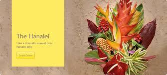 Hawaiian Flowers And Plants - order tropical flowers direct from kauai hawaii kalani tropicals